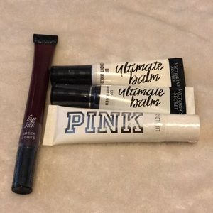 Victoria's Secret lip balm set